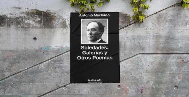 Soledades de Antonio Machado