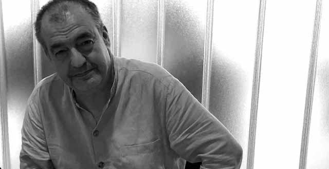 Entrevista a Javier Azpeitia Escritor