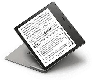 lectores electrónicos Kindle Oasis