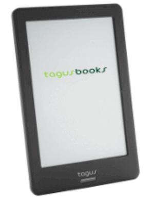 lectores electrónicos Tagus